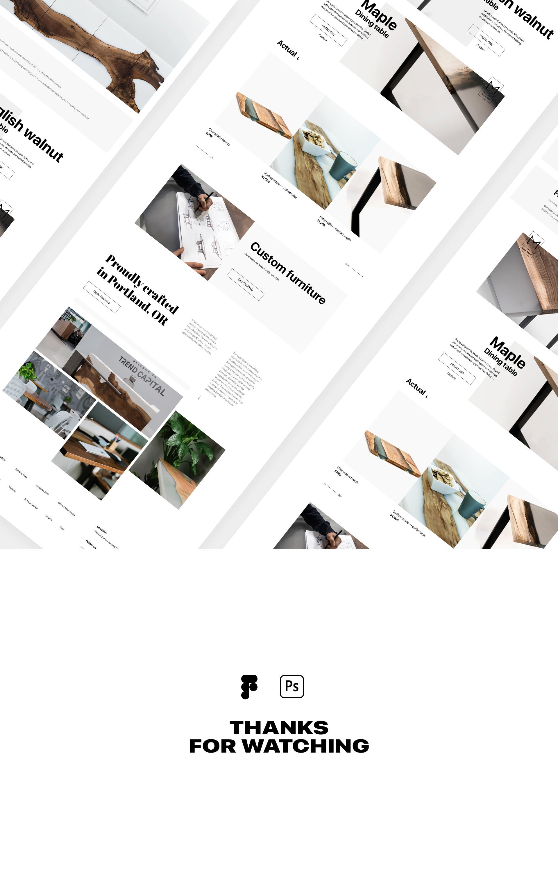 Online shop Modalero