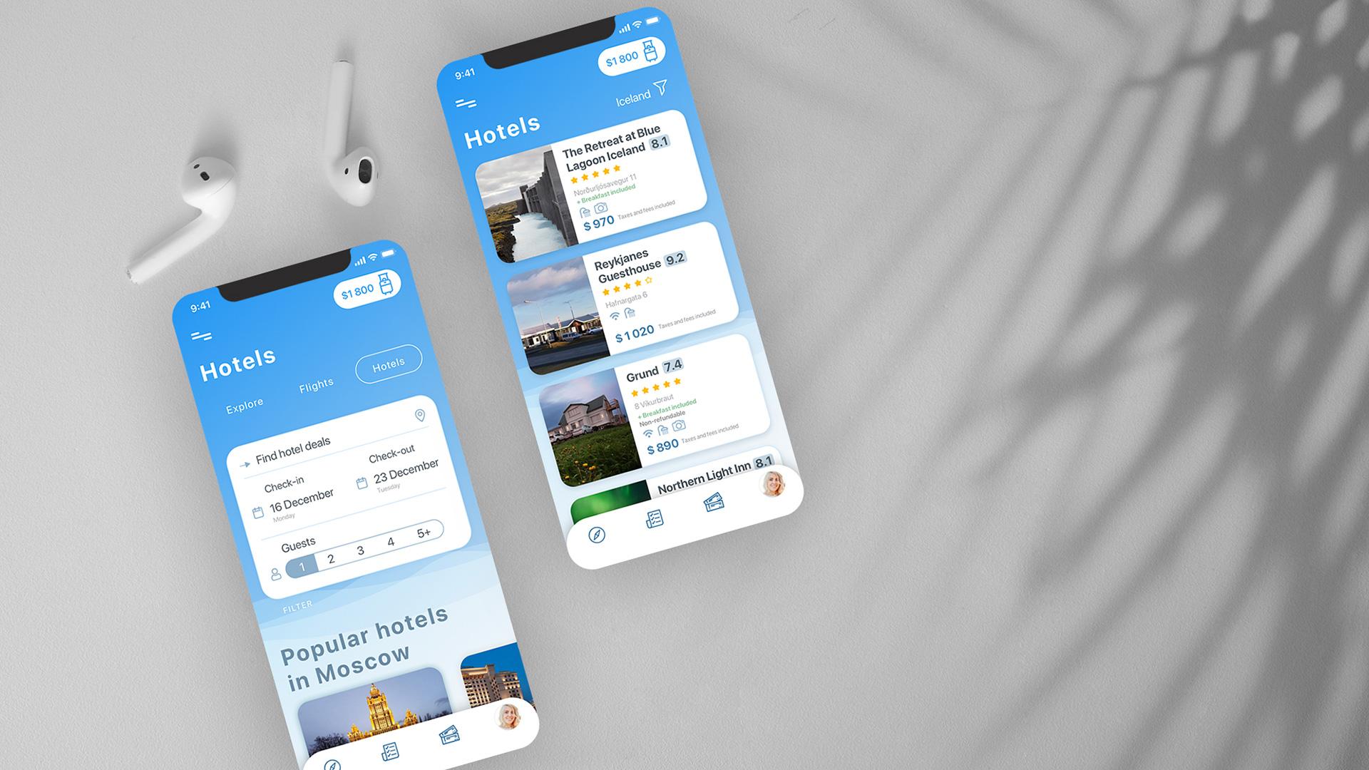 Travel.app